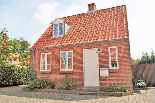 Villa på Ø Strandgade i Ringkøbing - Ejendommen