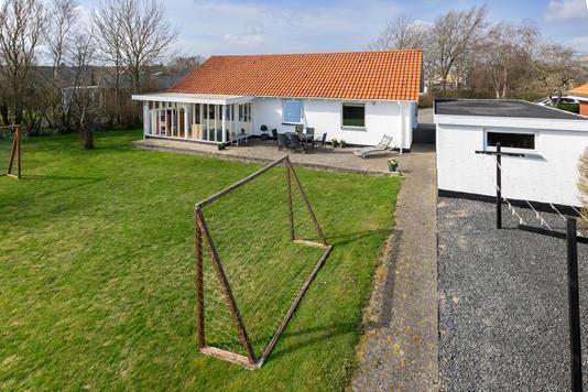 Villa på Havrevænget i Ringkøbing - Ejendommen
