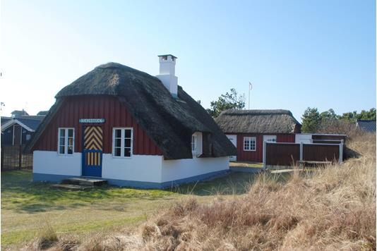 Fritidsbolig på Nordsøvej i Ringkøbing - Ejendommen