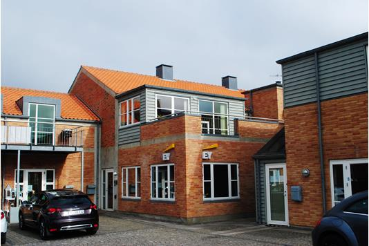 Ejerlejlighed på Søndergade i Ringkøbing - Ejendommen