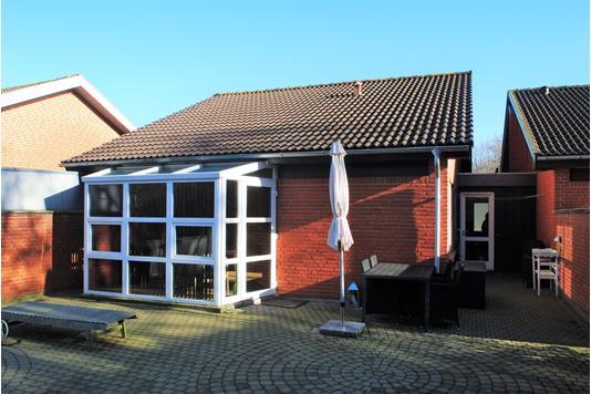 Villa på Byskellet i Ringkøbing - Ejendommen