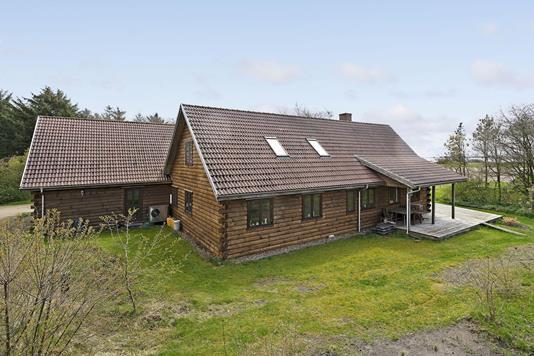 Villa på Stadilvej i Tim - Ejendommen