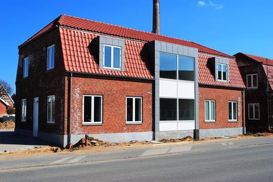 Ejerlejlighed på Kongevejen i Ringkøbing - Ejendommen