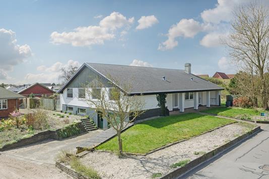 Villa på Stadionvej i Fanø - Mastefoto