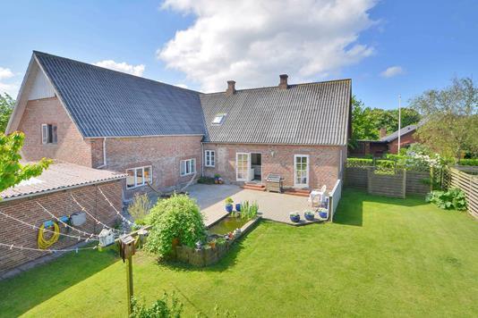 Villa på Lodsvej i Fanø - Mastefoto
