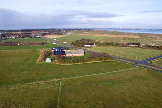 Landejendom på Postvejen i Fanø - Andet