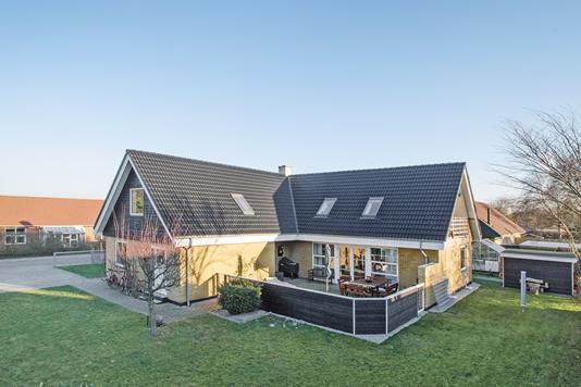 Villa på Lærkevej i Fanø - Mastefoto