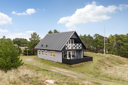 Fritidsbolig på Nybyvej i Fanø - Ejendommen