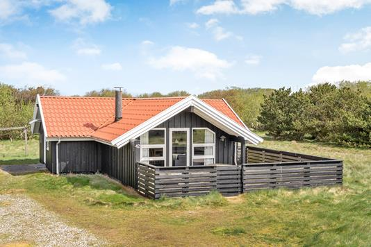 Fritidsbolig på Lyngbakken i Fanø - Andet