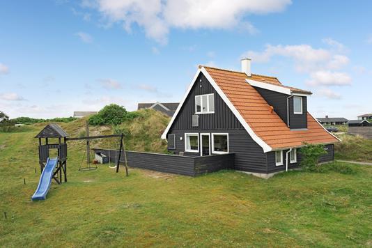 Fritidsbolig på Lyngvej i Fanø - Ejendommen