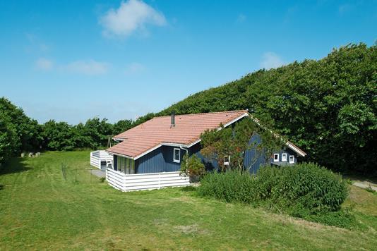 Fritidsbolig på Vesterengen i Fanø - Mastefoto