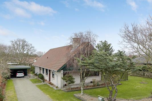 Villa på Drosselvej i Fanø - Ejendommen