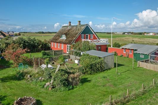 Villa på Hæsset i Fanø - Andet