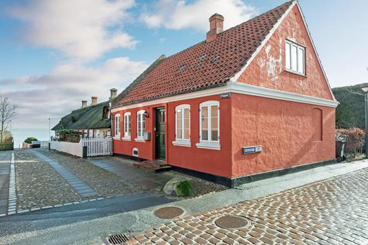 Villa på Ved Trappen i Fanø - Ejendommen