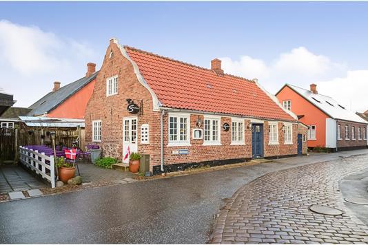 Villa på Hovedgaden i Fanø - Erhverv