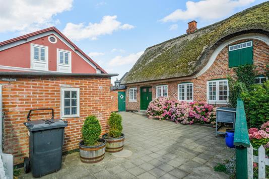 Villa på Fregatvej i Fanø - Ejendommen