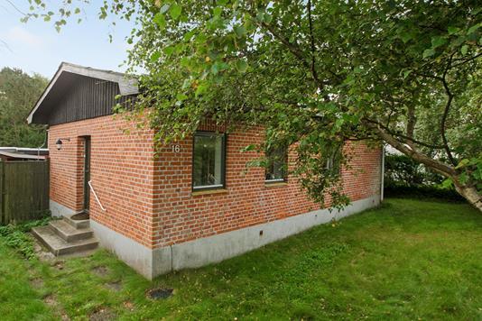 Villa på Gammel Postvej i Fanø - Ejendommen