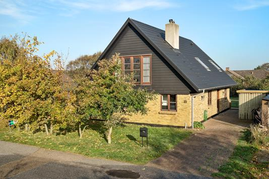 Villa på Bavnebjerg i Fanø - Ejendommen