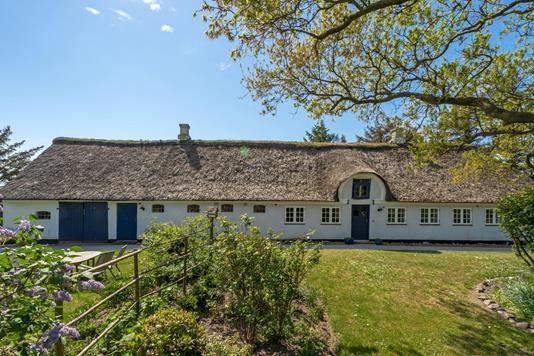 Villa på Postvejen i Fanø - Ejendommen