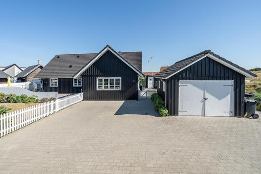 Villa på Spelmanns Toft i Fanø - Ejendommen