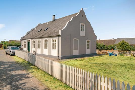 Villa på Gammel Byvej i Fanø - Ejendommen