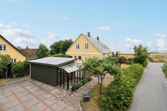 Villa på Svenskervej i Fanø - Ejendommen