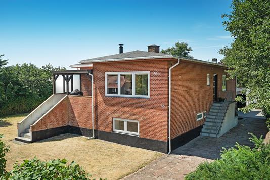 Villa på Vestervejen i Fanø - Ejendommen
