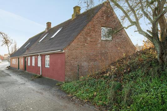 Villa på Labyrinten i Fanø - Ejendommen