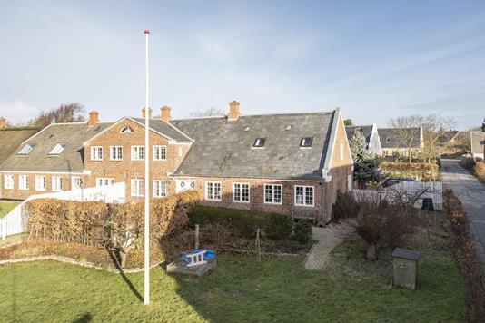 Villa på Skolevej i Fanø - Ejendommen