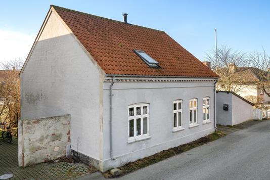 Villa på Navigationsvej i Fanø - Ejendommen