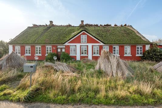 Landejendom på Larses Toft i Fanø - Ejendommen