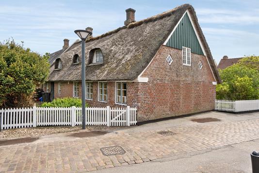 Villa på Valdemarsvej i Fanø - Ejendommen