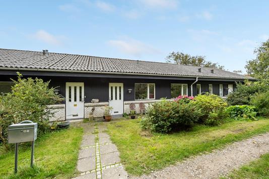 Villa på Møllesti i Fanø - Ejendommen