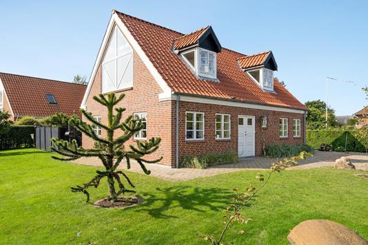 Villa på Engen i Fanø - Ejendommen