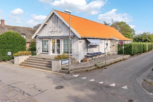 Villa på Hovedgaden i Fanø - Ejendommen