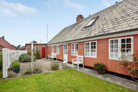 Villa på Mellemgaden i Fanø - Ejendommen