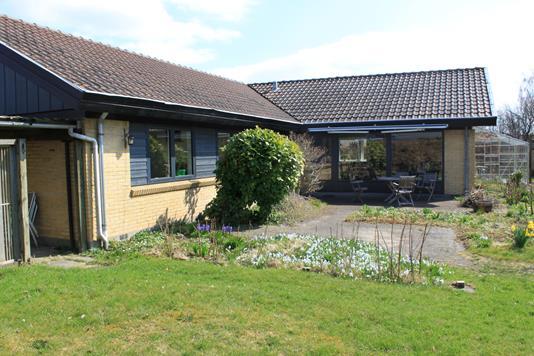 Villa på Kirkevænget i Tranbjerg J - Andet