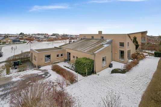 Villa på Hørretløkken i Mårslet - Ejendommen