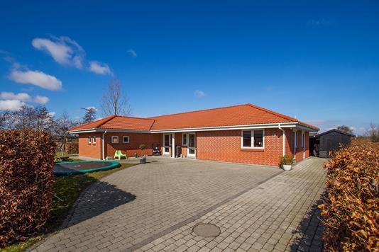 Villa på Frøkærparken i Mårslet - Ejendommen