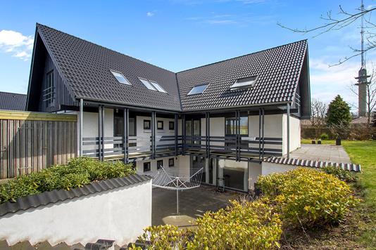 Villa på Søsterhøjvej i Højbjerg - Ejendommen