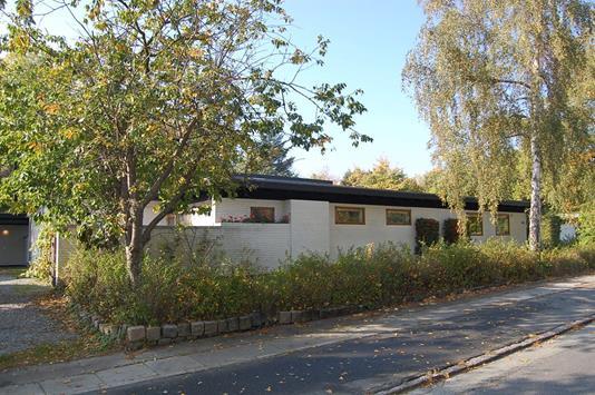 Villa på Grumstolsvej i Højbjerg - Ejendommen