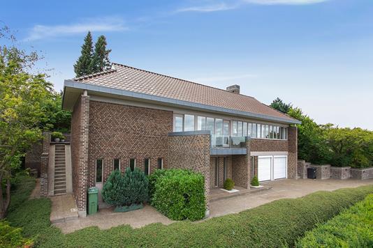 Villa på Teglbakken i Højbjerg - Set fra haven