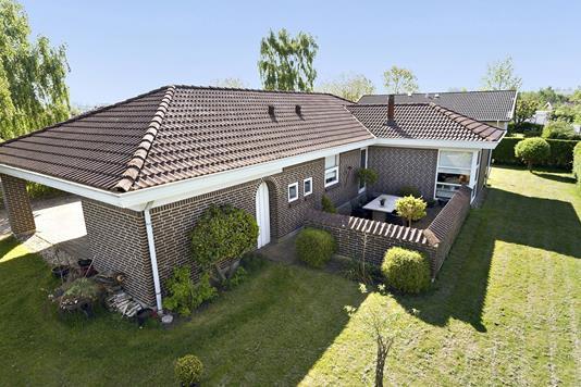 Villa på Holme Parkvej i Højbjerg - Ejendommen