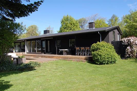 Villa på Starupvej i Malling - Have