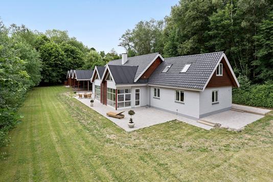 Villa på Dalvangen i Højbjerg - Ejendommen