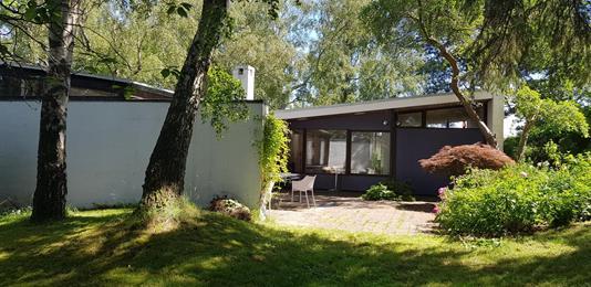 Villa på Elsdyrvej i Højbjerg - Ejendommen