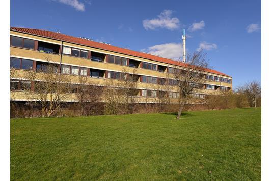 Ejerlejlighed på Rundhøj Allé i Højbjerg - Ejendommen
