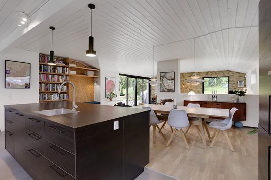Villa på M.C. Holsts Vej i Højbjerg - Køkken
