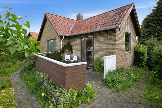 Villa på Harald Giersings Allé i Højbjerg - Ejendommen