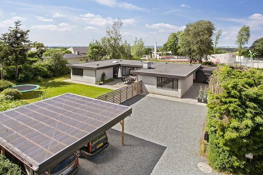 Villa på Moesgårdvej i Højbjerg - Ejendommen